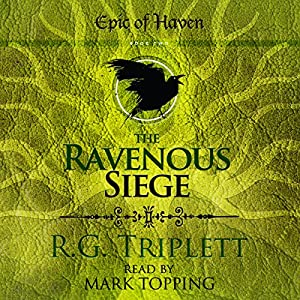 The Ravenous Siege Audiobook