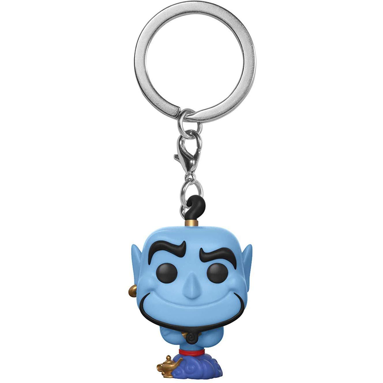 Amazon.com: Genie: Funko Pocket POP! Mini-Figural Keychain ...
