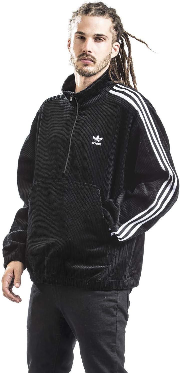 adidas Originals Herren Pullover Cord schwarz L: