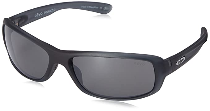f6409bf28c Amazon.com  Revo Converge RE 4064 00 GY Polarized Rectangular ...
