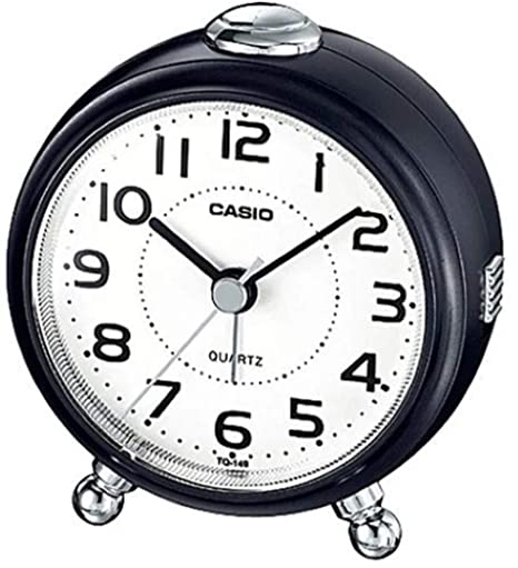 CASIO TQ -149 Reloj Despertador digital NEGRO