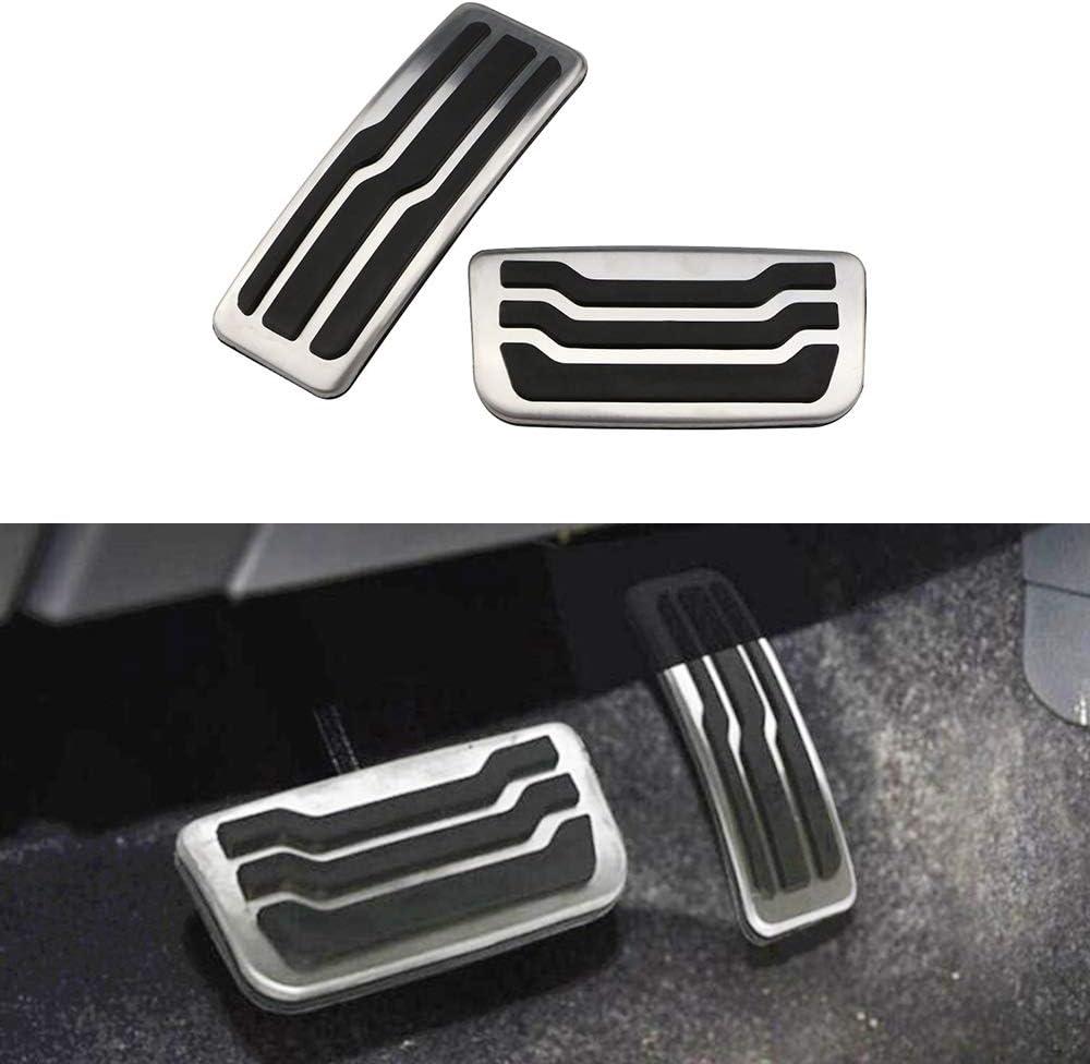 For Tesla Model 3 18~19 Gas Brake Pedal Footrest Accelerator Cover Accessories