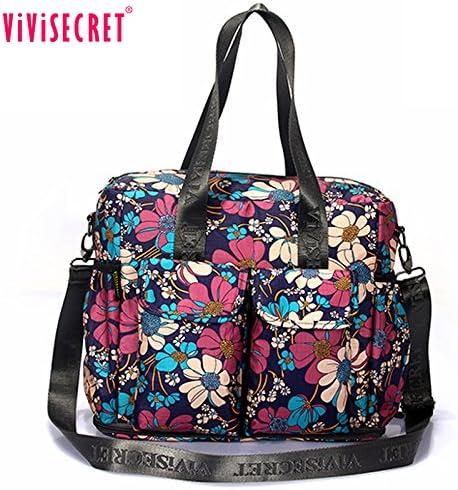 UK Based ViViSecret Nappy Changing Multifunctional Travel Diaper Bag Backpack