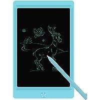 Sunany Tableta de Escritura LCD 8,5 Pulgadas, Tableta de Dibujo LCD, Writing Tablet con Teclas Borrables,Regalos para…