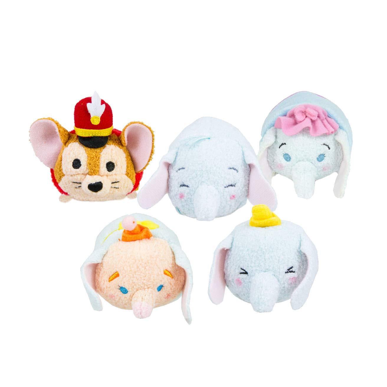 Timothy Posh Paws Peluche Tsum Tsum Dumbo Disney 8cm