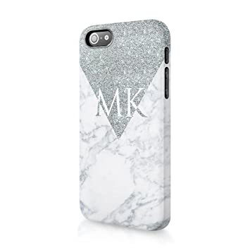 marble iphone 6 case initials
