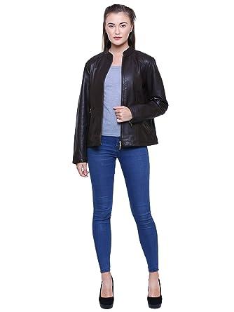 7587d157c43 Amazon.com  Albapelle Women s Plus Size Lambskin Leather Jacket ...