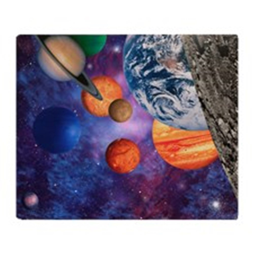 CafePress - Solar System - - Soft Fleece Throw Blanket