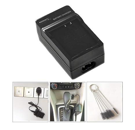 Xjgmao LP-E10 AC/DC Cargador de batería de pared con ...