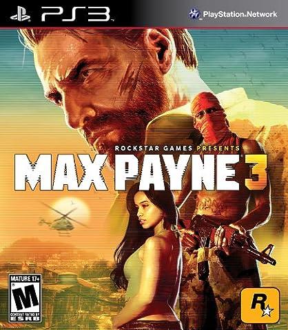 Max Payne 3 - PS3 [Digital Code] (Max Payne 3 Special)