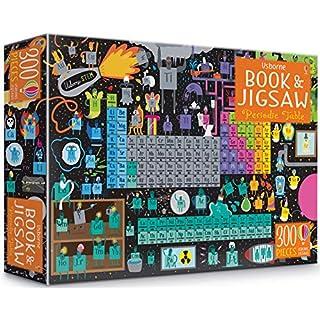 Periodic Table (Usborne Book and Jigsaw)