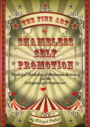Amazon the fine art of shameless self promotion ebook margot the fine art of shameless self promotion by potter margot fandeluxe Images