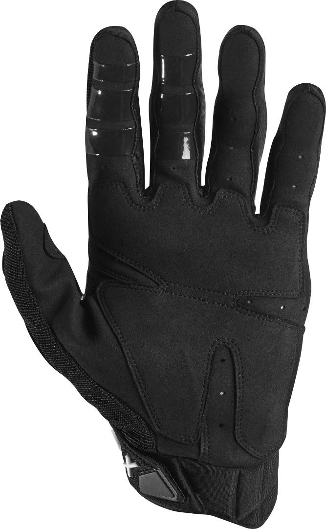Black Black Fox Bomber Glove