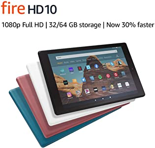 Fire HD 10 Tablet 101 1080p full HD display 32 GB  Black at Kapruka Online for specialGifts