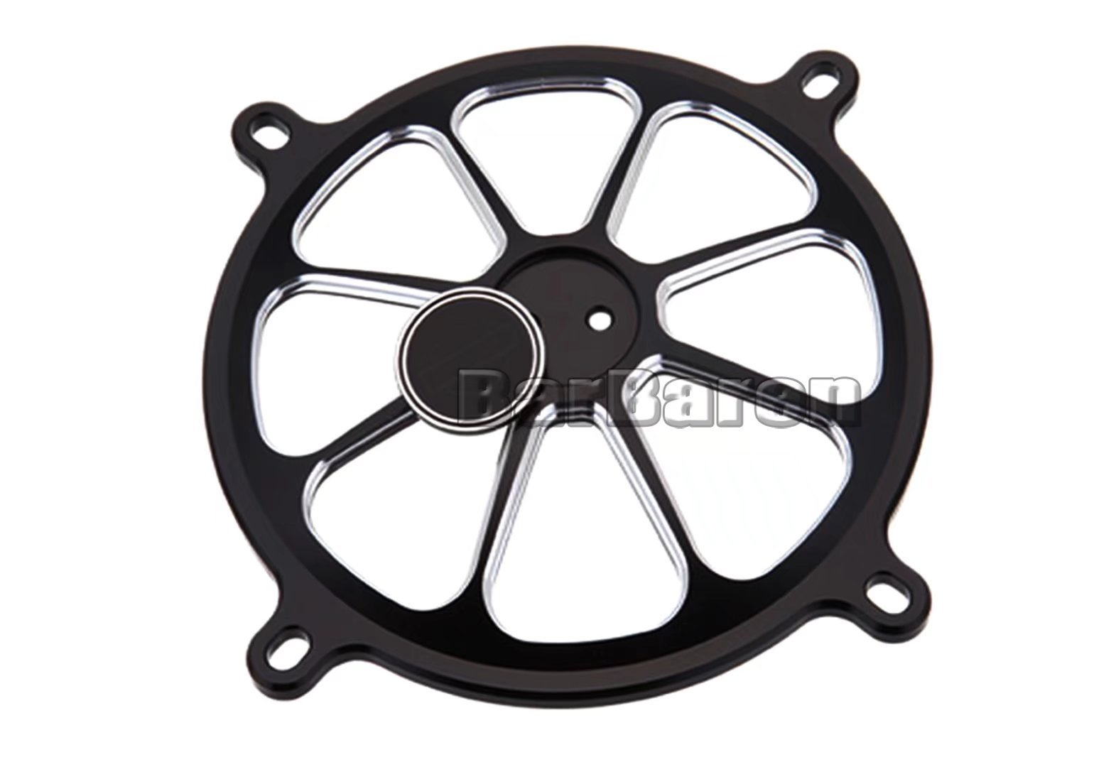 Motorcycle Audio Fairing Mount Speaker Grill Cover For Harley Davidson Touring Glide Trike
