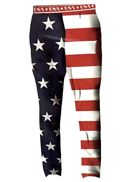 bf4874fc894 Top Drawer Mens USA American Flag Sleep Lounge Pajama Pants (XX Large  44-46) at Amazon Men s Clothing store