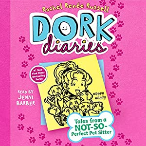 Dork Diaries 10 Audiobook
