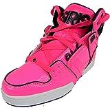 Osiris Women's Skate Shoes NYC 83 ULT Pink Black White Athletic Sneakers