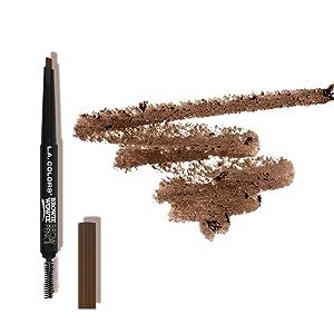 L.A. Colors Browie Wowie Brow Pencil Soft Brown 3 Pcs