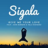 Give Me Your Love (feat. John Newman & Nile Rodgers) [Remixes]