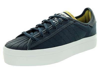 c786c1e3b6e65 Adidas Superstar Rize Toile Baskets  Amazon.fr  Chaussures et Sacs