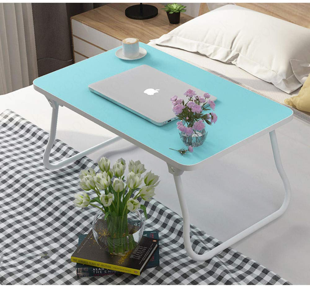Mesa de Cama Ajustable Cama pequeña Mesa Escritorio de computadora ...