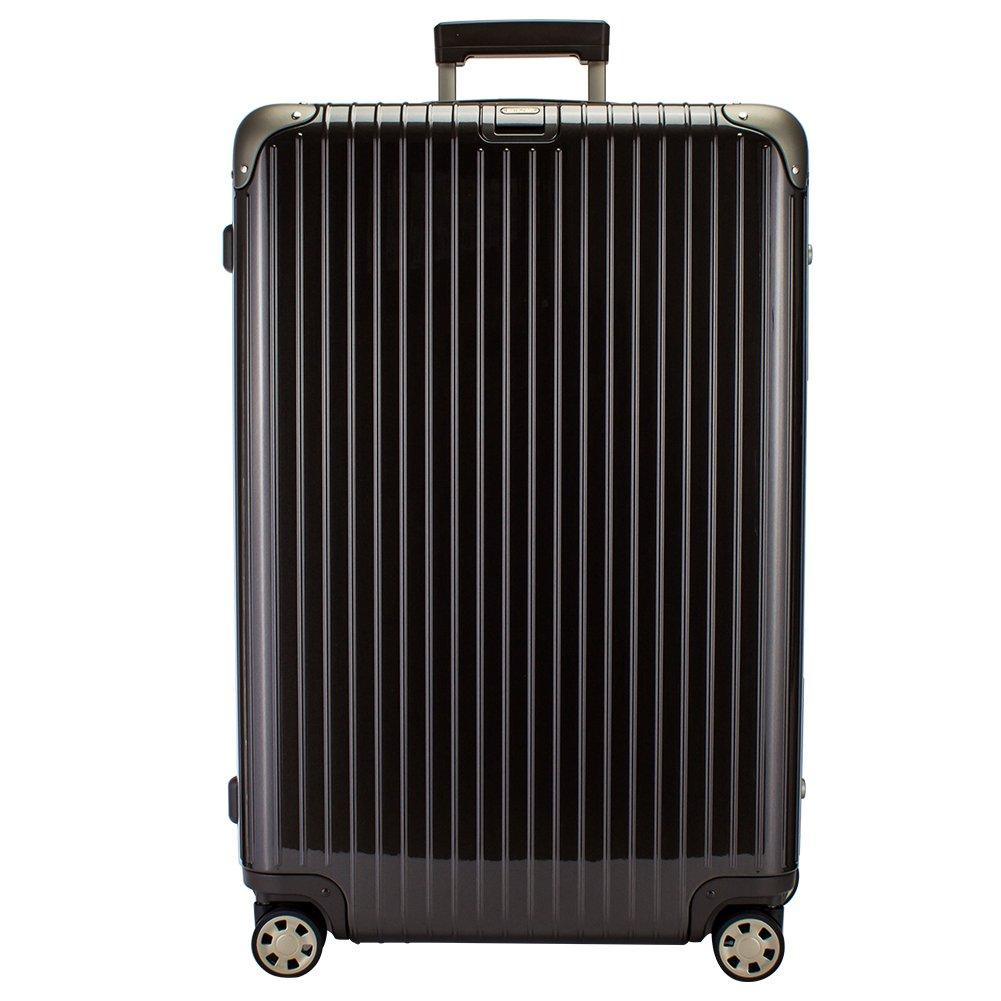 【E-Tag】 電子タグ [ リモワ ] RIMOWA リンボ 98L 882.77.33.5 マルチホイール スーツケース グラナイトブラウン Limbo MultiWheel Granite brown [並行輸入品] B073QPPBMW