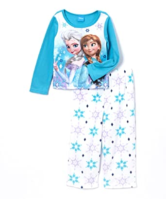 b7d5b163d Amazon.com  Disney Frozen Toddler Little Girls  Snowflake 2-Piece ...