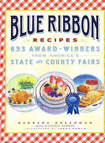 Blue Ribbon Recipes pdf epub
