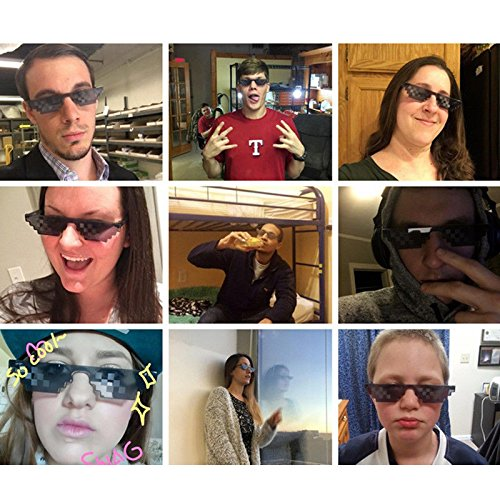TIANLIANG04 divertidas gafas Europea parte Mujer Anteojos Vintage Lentes cristal de de Super superior Cool Hombre OrqAO7