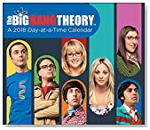 The Big Bang Theory 2018 Day-at-a-Time Box Calendar