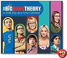 The Big Bang Theory 2018 Day-at-a-Time Box Calendar