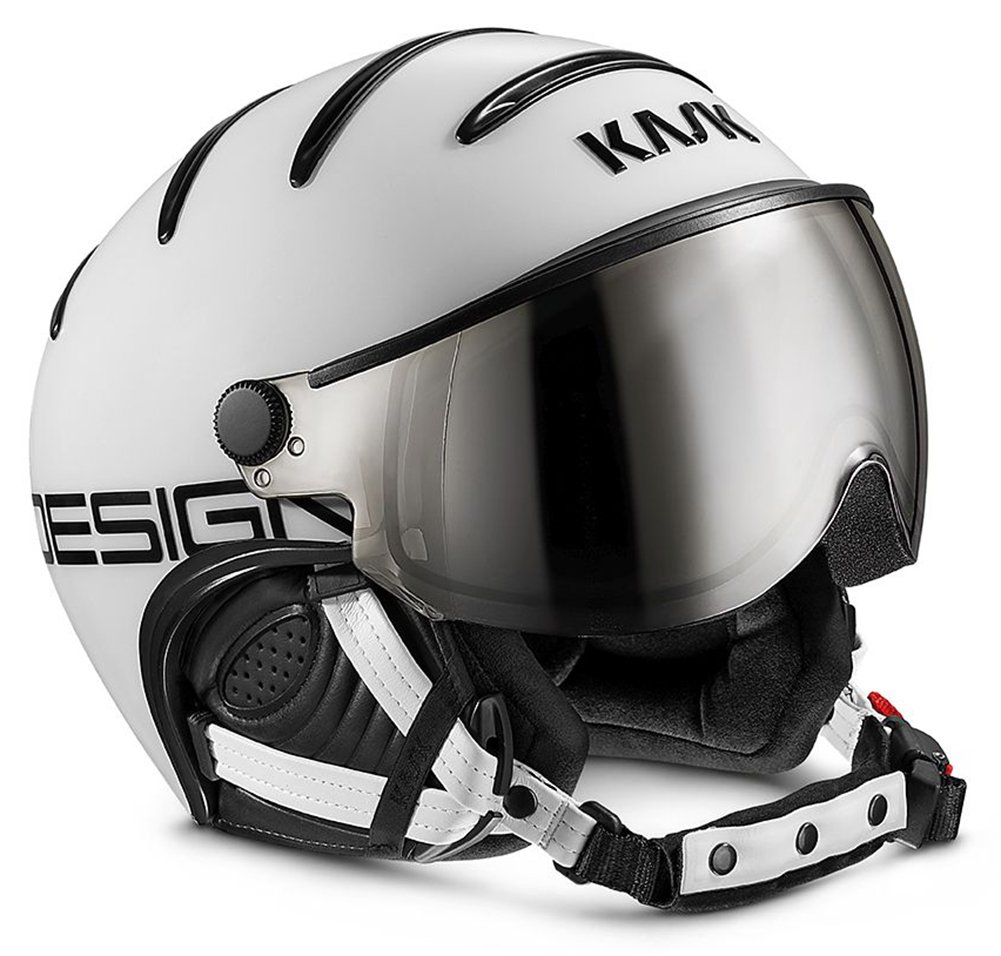 KASK KASK CLASS SPORT SHE00027 白い 銀 mirror visor 202(白い)