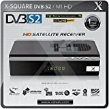 X2 HD DVB-S2 Mini Digital Satellite Receiver & USB PVR Media Player (FREE TO AIR)
