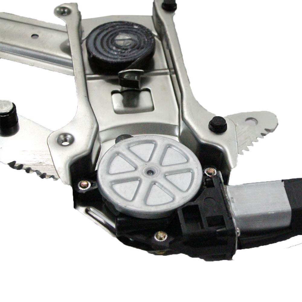 Driver Front Power Window Lift Regulator with Motor Assembly Replacement for 1994-2002 Dodge Ram 2500 /& Ram 3500 1994 1995 1996 1997 1998 1999 2000 2001 Ram 1500