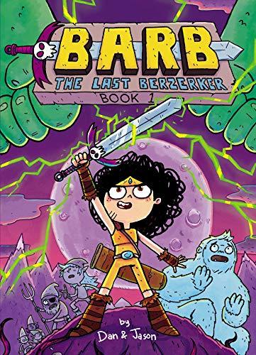 Book Cover: Barb the Last Berzerker