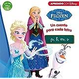 Frozen. Un cuento para cada letra: p, m, l, s (