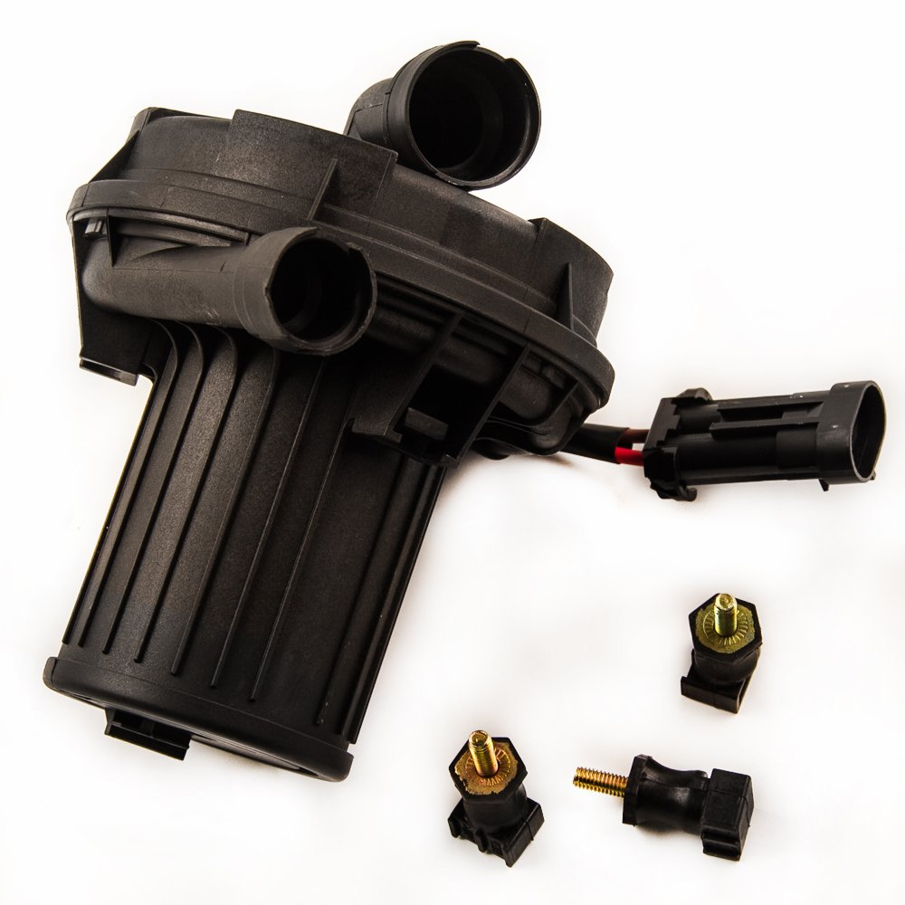 maXpeedingrods Secondary Air Injection Pump for Chevrolet Buick Lucerne 4.6L Cadillac DTS 2006-2009 Smog Pump 12574379 15097130