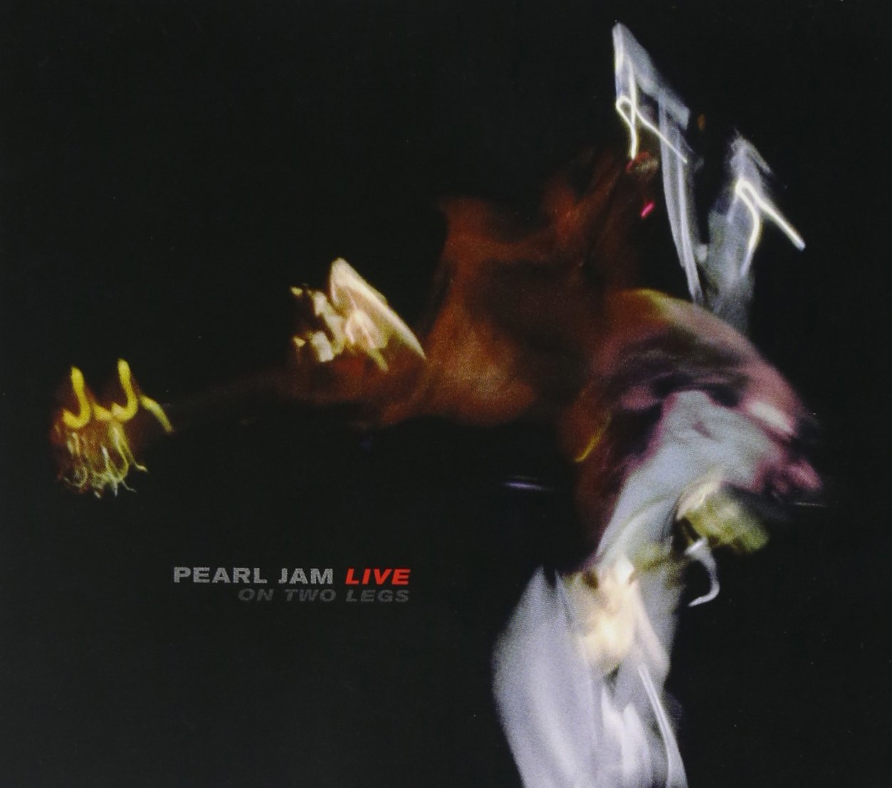 CD : Pearl Jam - Live on Two Legs (CD)