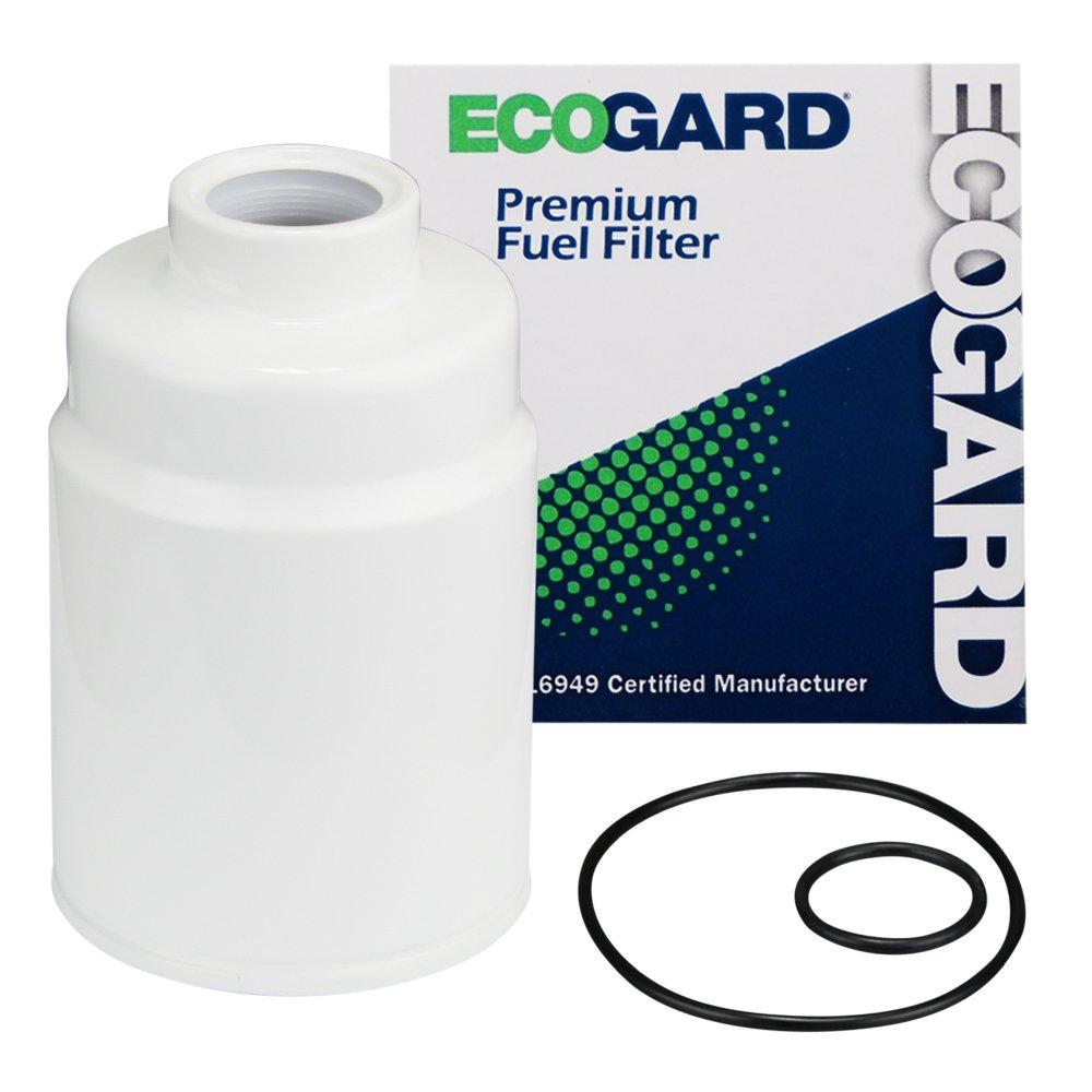 Amazon.com: ECOGARD XF56117 Diesel Fuel Filter - Premium Replacement Fits  Chevrolet Silverado 2500 HD, Silverado 3500 HD, Silverado 3500, Silverado  2500 HD ...