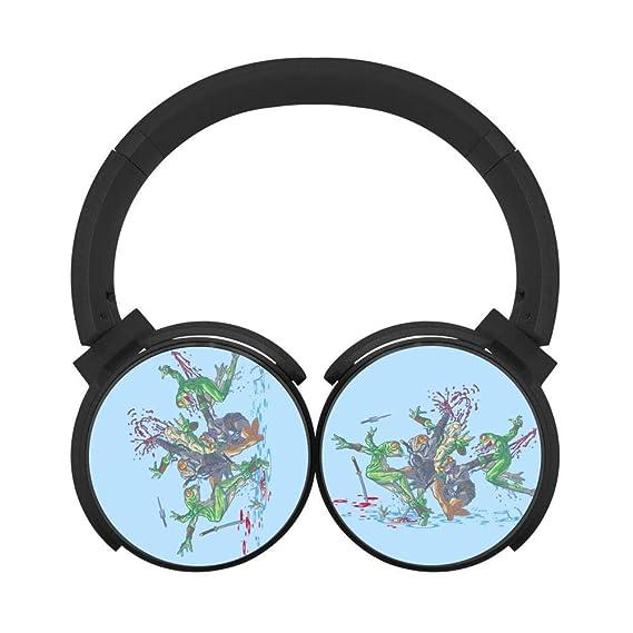 Amazon.com: Ninja Frogsstereo Wireless Headset with ...
