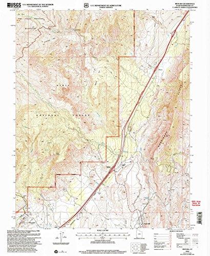 2005 Chimney (Pintura UT topo map, 1:24000 scale, 7.5 X 7.5 Minute, Historical, 2002, updated 2005, 26.6 x 21.8 IN - Tyvek)