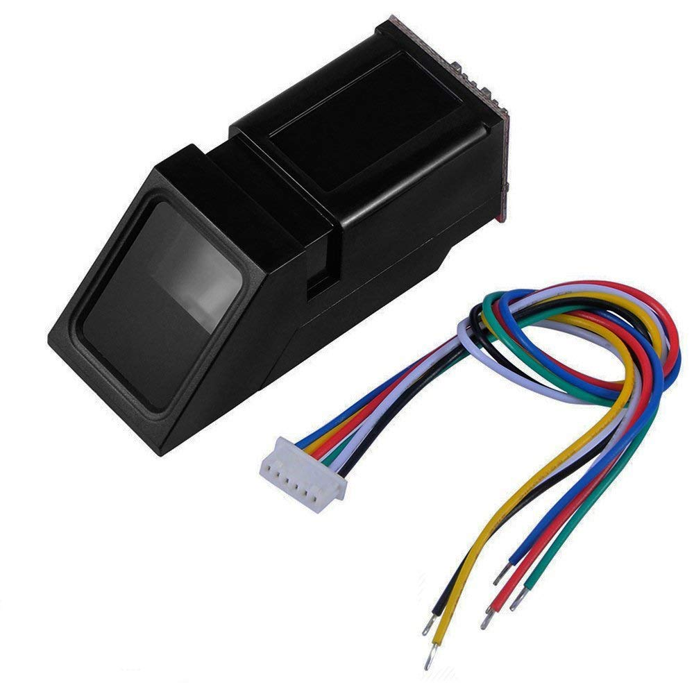 Optical Fingerprint Reader Sensor Module Door Lock Access Control Red Light for Arduino Mega2560 UNO R3 Geekstory by Geekstory