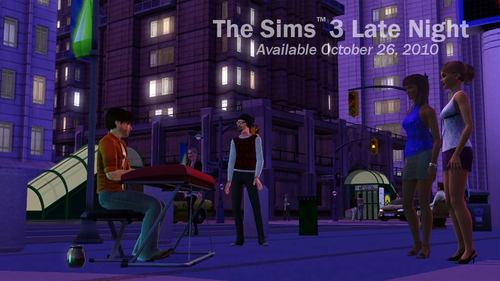 the sims 3 late night free download full version for pc