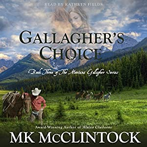 Gallagher's Choice Audiobook