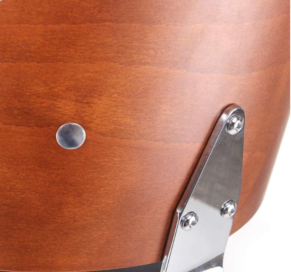 AO-stools Bar Chair Bar Stool Stylish American Solid Wood Bar Chair Lift 60x40x17cm by AO (Image #4)