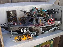 Amazon.com: True Heroes Navy Seal Boat: Toys & Games