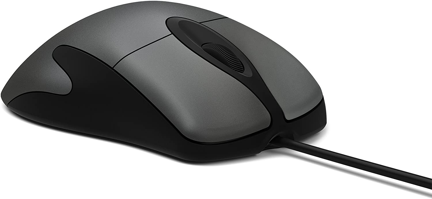 One of our budget best business mouse picks - the Microsoft Intellimouse Classic