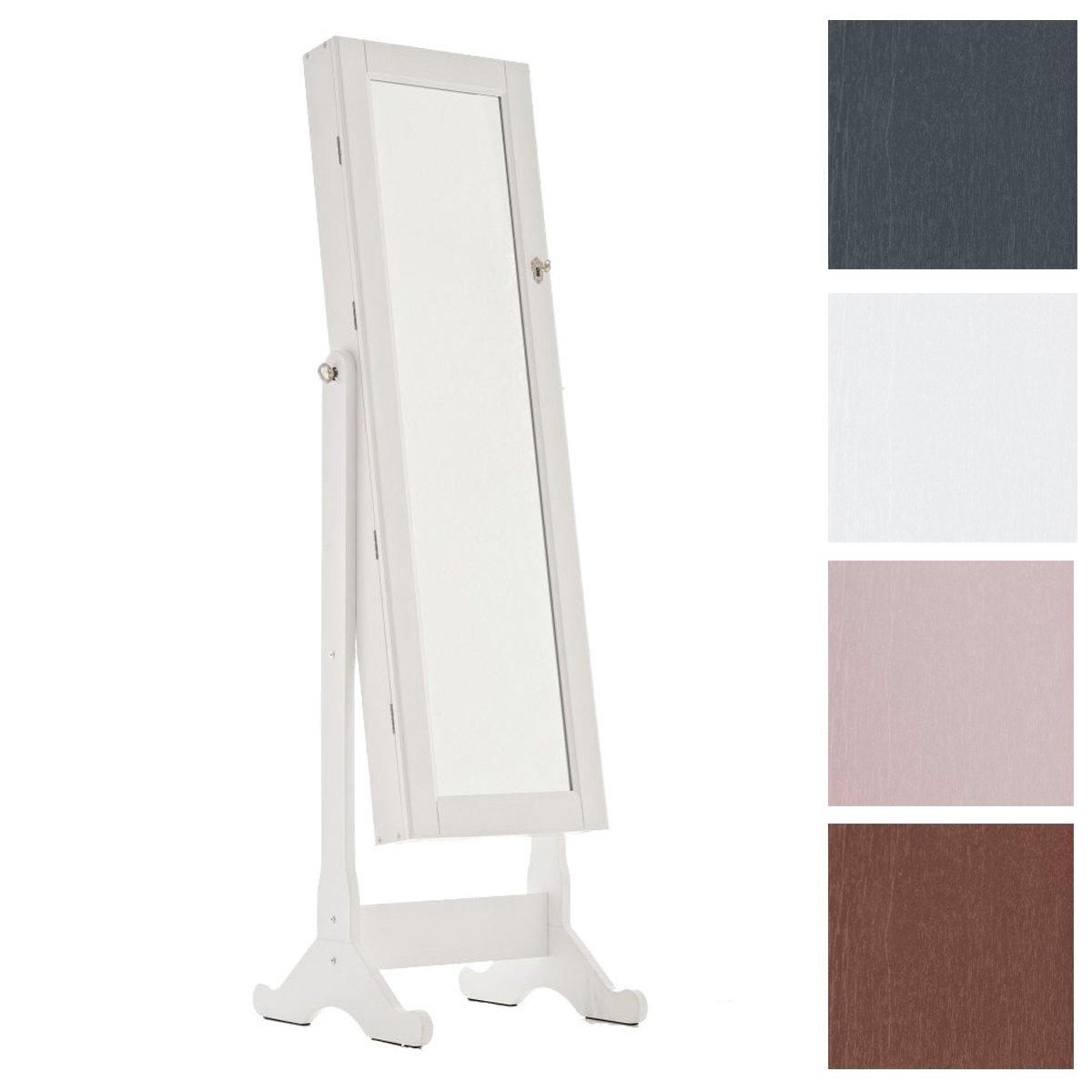 meuble miroir avec rangement pour bijoux interesting vidaxl armoire bijoux sur pied avec miroir. Black Bedroom Furniture Sets. Home Design Ideas