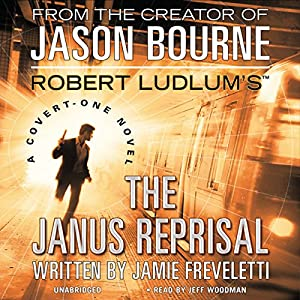 Robert Ludlum's (TM) The Janus Reprisal Audiobook